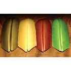 Hareline Turkey Biot Quills - All Colors