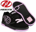 Heelys Propel 2.0 Kids Trainers Lilac Pink Black Girls Roller Skate Shoes 770516