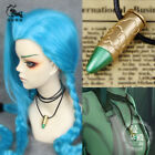 Game League of Legends LOL Jinx Cosplay Wig Costume Necklace 3Vers.