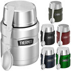 Внешний вид - Thermos 16 oz. Stainless King Vacuum Insulated Stainless Steel Food Jar