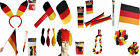 Football German World Cup Party Decoration Fan Flag Helmet Makeup Scarf Umbrella