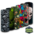 VersaScarf |SKULLS|MultiUse| Neck Tube Snood Balaclava Bandana Mask Scarf Warmer