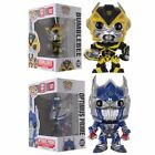 Funko Pop! Movies Transformers Vinly Figure #101 Optimus Prime  #102 Bumblebee