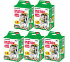 20-40-50-60 &amp; 100 Prints Fujifilm instax instant film For Fuji mini 8 &amp; 9 Camera <br/> Free Delivery! - For All Fujifilm Instant Mini Cameras