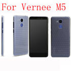 Hard PC Plastic Back Case Cover Protective Shell For Vernee M5 Mobile Phone
