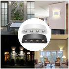 Dual-head Arched COB Light UP and Down Wall Mounted Night Light security Lamp AU