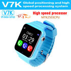 V7K Waterproof GPS Tracker Smart Watch Anti-Lost Monitor for IOS Android Phone