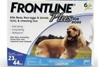 Merial Frontline Plus For Dogs 23 - 44 lb - 12 doses