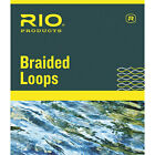 Rio Braided Loops quickly add a loop to Fly Lines 4 Pack