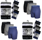 6 Mens Designer Classic Sport Boxer Shorts Fitted Cotton Blend Underwear Small