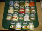 Yankee Candle Small Jar Candle FREE SHIPPING - Up to 40 Hours of Fragrance  NEW