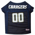 LOS ANGELES CHARGERS Dog Jersey * XS-2XL * NFL Football Team Fan Pet Puppy Shirt $19.99 USD on eBay