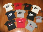 NIKE SHORT SLEEVE T-SHIRT BOYS SIZE 2T/3T/4T NWT