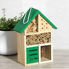26cm Wall Mounted Wooden Insect House Ho...