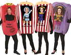 Mens Ladies Pop Up Carnival Fair Fete Hen Stag Party Fancy Dress Costume Outfits