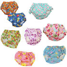 NEW Girl's Boy's 6-18 M 2-4T  Reusable Diaper Cover Pant Incontinence Swim Pool