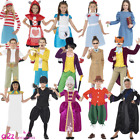 GIRLS BOOK DAY CHARACTER STORYBOOK FAIRYTALE CHILDS FANCY DRESS COSTUME OUTFIT