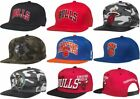 NBA Snapback Cap Hat, Chicago Bulls, Miami Heat, New York Knicks, Boston Celtics on eBay