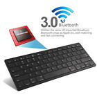 "US X6 Universal Wireless Bluetooth Keyboard For 9"" 9.7"" 10"" 10.1"" Tablet PC HOT"