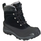 THE NORTH FACE MEN'S BOOT CHILKAT II BLACK/GRIFFIN GRAY