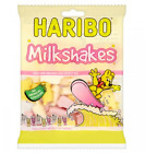 HARIBO SWEETS PARTY FAVOURS TREATS MILKSHAKES 160G x 5 BAGS BB JULY 2017