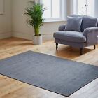 MODERN NEW PLANE MATS NON SLIP QUALITY GREY RUG SALE MAT CLEARANCE RUG