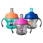 Tommee Tippee   Training  Straw Cup  6m+ boys/girls various colours  bpa free