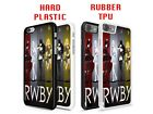 RWBY Ruby Anime Volume 4 Weiss Blake Rose Phone Case Cover for all iPhone Models