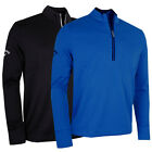 Callaway Golf Mens Longsleeve 1/4 Zip Waffle Technical Fleece 25% OFF RRP
