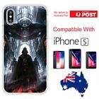 iPhone Silicone Cover Case Star Wars Darth Vader Death Star Lord - Coverlads $14.95 AUD