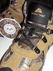 Back To School Youth Boy/Girl Ozark Trail Realtree camouflage Boots sz 2,3,4,5&6