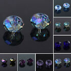 Внешний вид - New Faceted 30pcs Rondelle glass crystal #5040 6x8mm Beads U pick colors