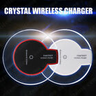 Slim Qi Wireless Charger Pad for Samsung Galaxy S6/7/8 Note 8 iPhone X 8 Plus AY