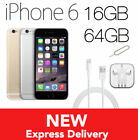AS NEW iPHONE 6 16GB 64GB LTE 4G GREY GOLD SILVER EXPRESS 100% UNLOCKED AU POSTA