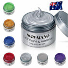 Unisex DIY Hair Color Wax Mud Dye Cream Temporary Modeling 7 Colours Beauty