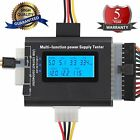 20/24 4/6/8 PIN Computer PC Laptop Power Supply Tester 5th Generation for ATX