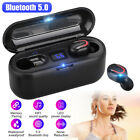 Stereo Wireless Bluetooth 4.0 Handsfree Headset Earphones for iPhone LG Samsung
