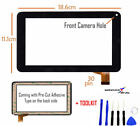 "7 Touch Screen Digitizer Glass For 7 In DigiLand DL701Q 7"" Inch Tablet PC US"