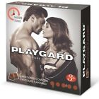 Playgard Super dotted Climax Delay Condoms Chocolate Flavoured Discreet 3's Pack