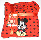 Mickey Mouse 2pc Micro Fleece Pajama Set Adult size Large NWT