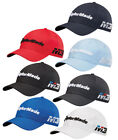 TaylorMade Tour Radar Golf Hat Structured Adjustable 2018 New - Choose Size