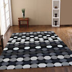 THICK ACRYLIC QUALITY MODERN RUG HARLEQUIN DESIGNER PREMIUM BEST CLEARANCE RUGS