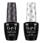 OPI GEL COLOR - COATS - OPI TOP AND BASE COAT - 15ML Fast Free Delivery - SALE!