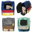 Outdoor Cute Pet Dog Cat Puppy Backpack Case Shoulder Travel Bag Pouch Carrier