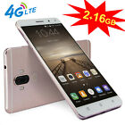 "6""inch 16GB 4G LTE Unlocked Android 7.0 Smartphone Dual-Lens camera Apt Phone"