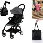 Flykids Travel Easy Lightweight Pram Buggy Travel Pushchair Stroller Carry Bag <br/> ✔ CARRY BAG ✔ RECLINER ✔ RAINER COVER ✔ SMALL CARS ✔