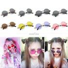 New Unisex Fashion Sunglasses Eyewear Vintage Style Casual Round Shape RR6 01