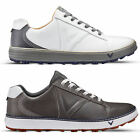 Callaway Golf Mens 2018 Delmar Retro Opti-Soft Ortholite Soft Golf Shoes