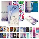 For 4Good Light A104 Wallet Bag Flip Case Cover Wings Tower Insect Leopard Love