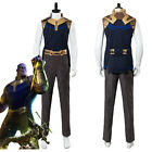 Avengers 3:Infinity War Thanos Cosplay Costume Full Set Adult Halloween Carnival